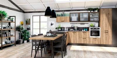 Le 5 nuove tendenze dell'interior design in cucina